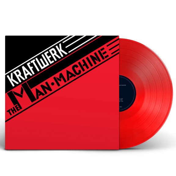 Kraftwerk The Man-Machine (coloured) LP 2020