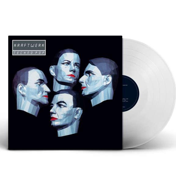 Kraftwerk Techno Pop (coloured) LP 2020