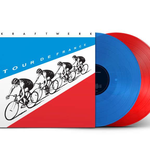 Kraftwerk Tour De France (coloured) LP 2020
