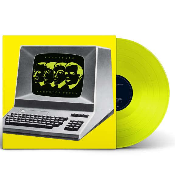 Kraftwerk Computerwelt (coloured) LP 2020