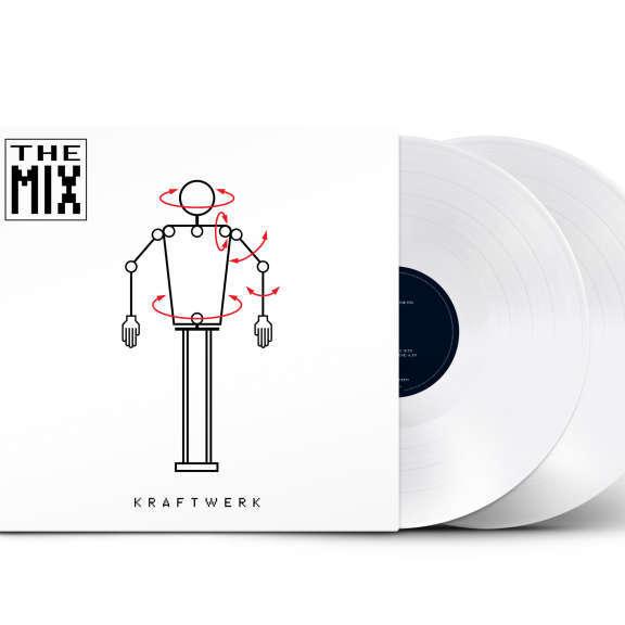 Kraftwerk The Mix (Coloured) LP 2020