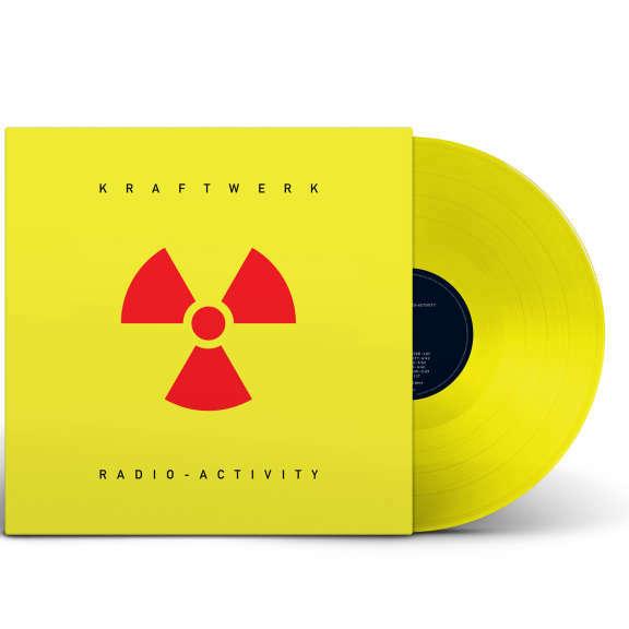 Kraftwerk Radio-Aktivität (coloured) LP 2020