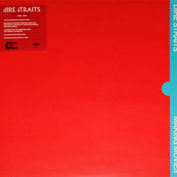 Dire Straits Making Movies LP 2019