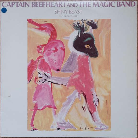 Captain Beefheart And The Magic Band Shiny Beast (Bat Chain Puller) LP 0