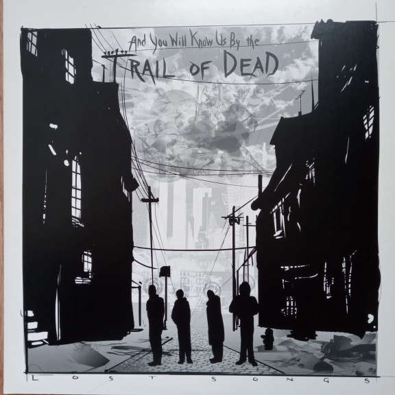 ...And You Will Know Us By The Trail Of Dead Lost Songs LP 0