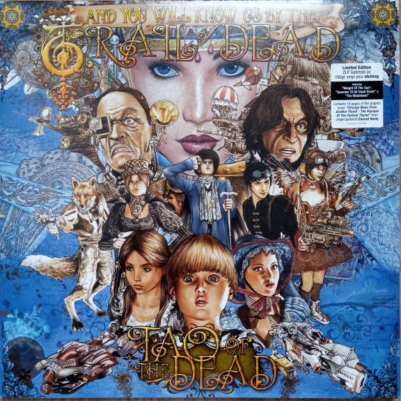 ...And You Will Know Us By The Trail Of Dead Tao Of The Dead LP 0