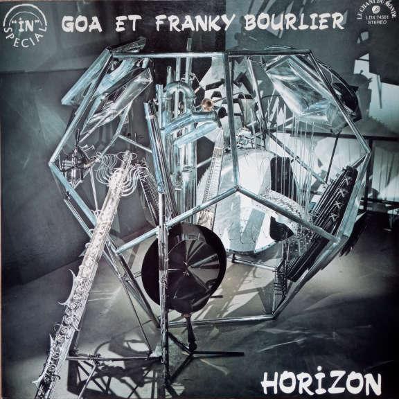 Goa Et Franky Bourlier Horizon LP 0
