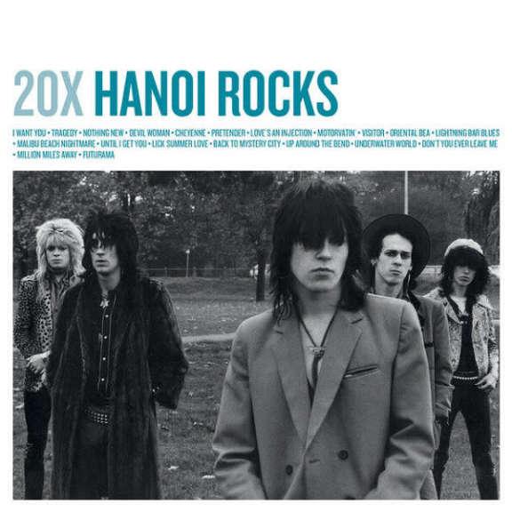 Hanoi Rocks 20X Hanoi Rocks LP 2020