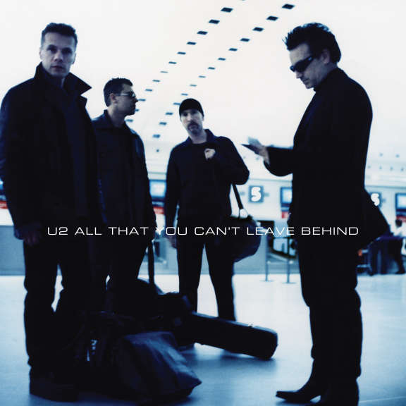 U2 All that you can't leave behind (20th Anniversary Reissue) (Box set) LP 2020