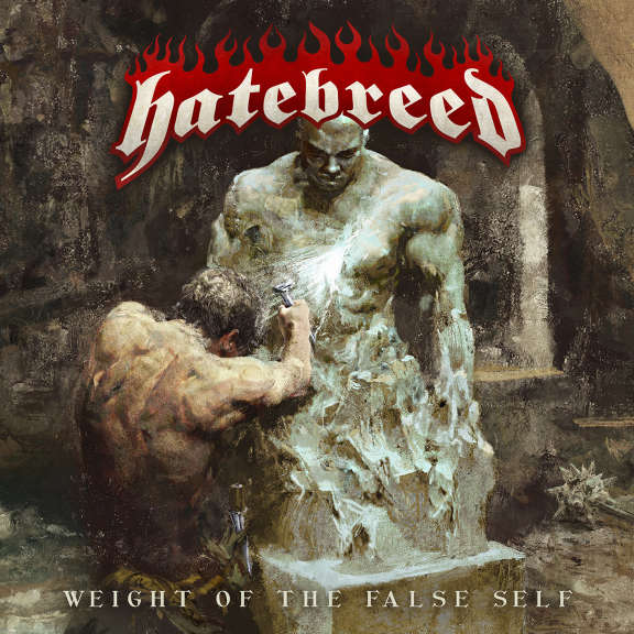 Hatebreed Weight Of The False Self LP 2020