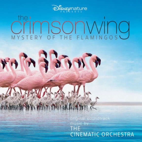 The Cinematic Orchestra The Crimson Wing - Mystery Of The Flamingos LP 0