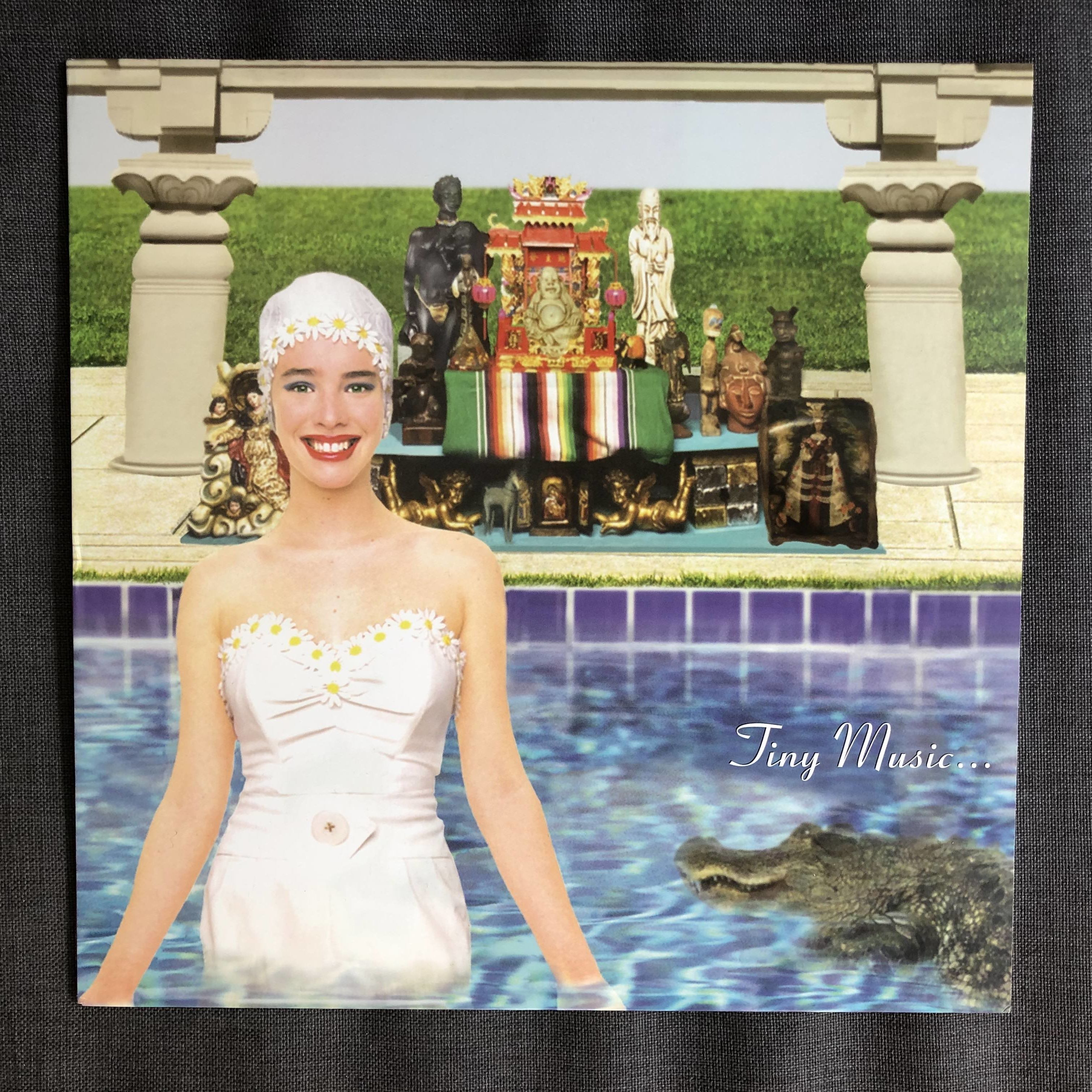 Stone Temple Pilots Tiny Music...Songs From The Vatican Gift Shop LP undefined