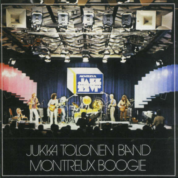 Jukka Tolonen Band  Montreux Boogie  LP 2021