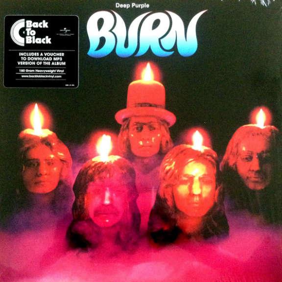 Deep Purple Burn  LP 0