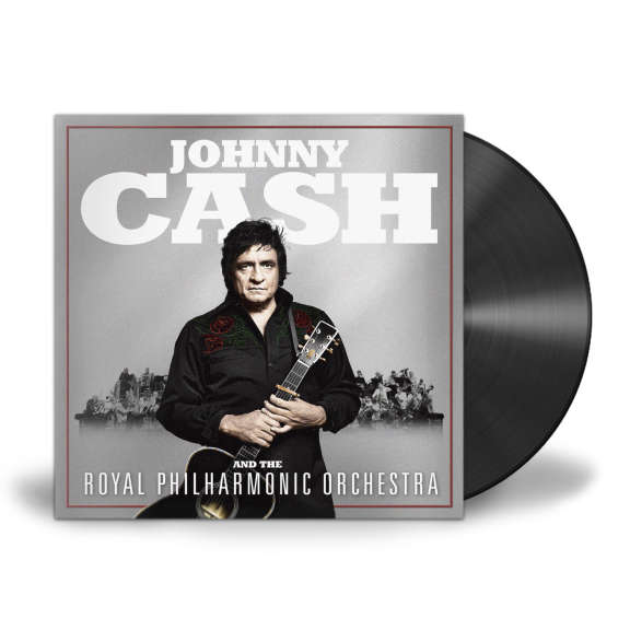 Johnny Cash and The Royal Philharmonic Orchestra Johnny Cash and The Royal Philharmonic Orchestra LP 2020