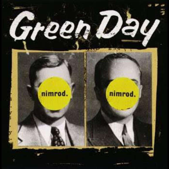 Green Day Nimrod (20th Anniversary Edition) (coloured) LP 2020