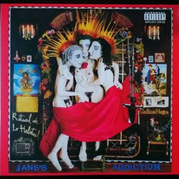 Jane's Addiction Ritual de lo habitual (coloured) LP 2020