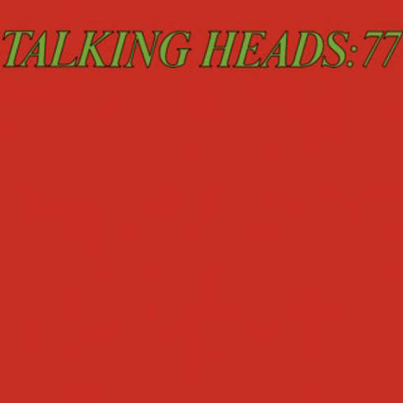 Talking Heads Talking Heads 77 (coloured) LP 2020