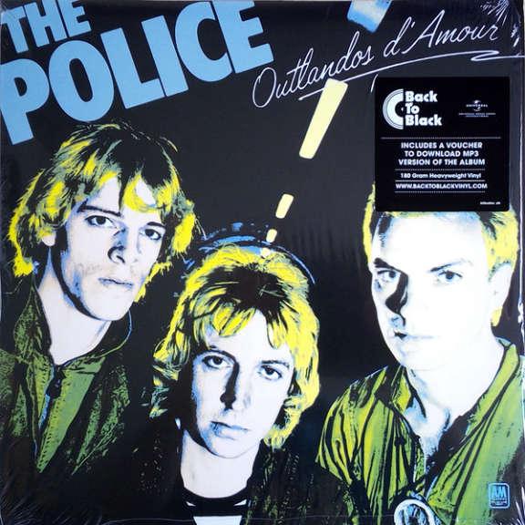 Police Outlandos d'Amour LP 0