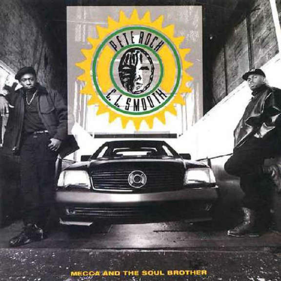 Pete Rock & C.L. Smooth Mecca And The Soul Brother (coloured) LP 2020