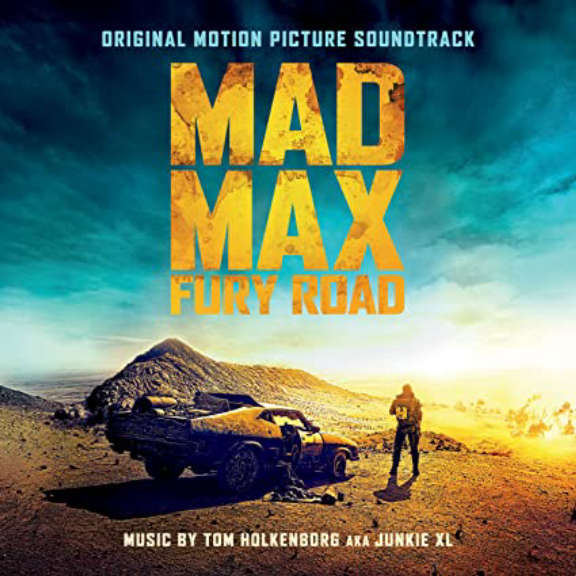 Junkie XL (various artists) Soundtrack: Mad Max: Fury Road (coloured) LP 2020