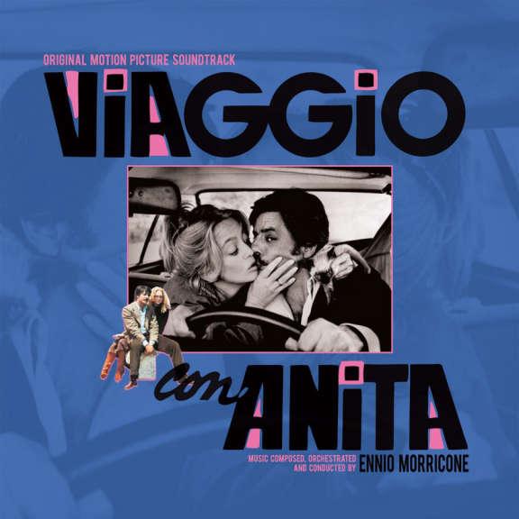 Ennio Morricone (Various Artists) Viaggio con Anita - Lovers & Liars (coloured) LP 2020