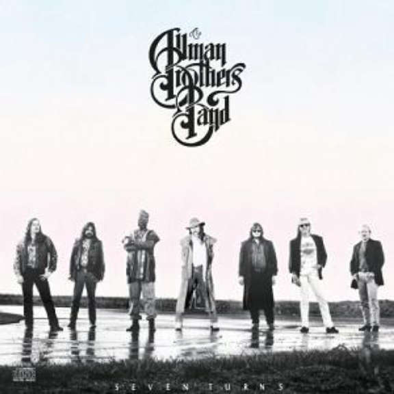 Allman Brothers Band Seven turns (coloured) LP 2020