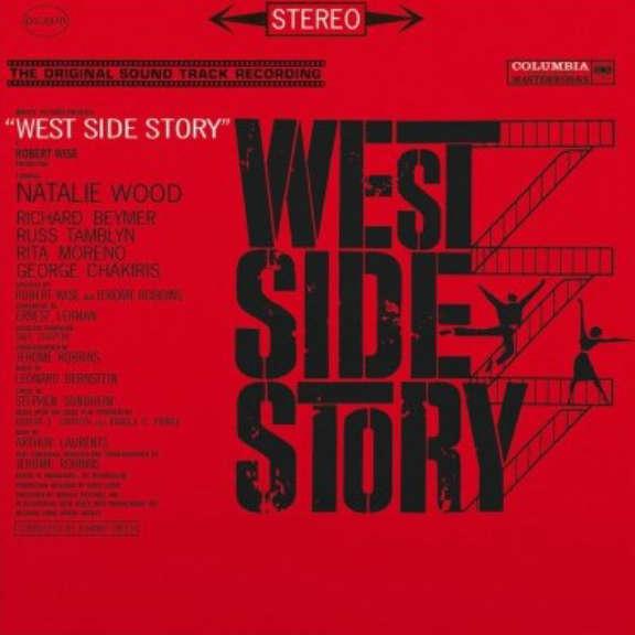 Leonard Bernstein (Various artists) Soundtrack : West side story (coloured) LP 2020