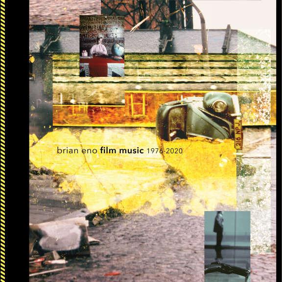 Brian Eno Film Music 1976 - 2020 LP 2020