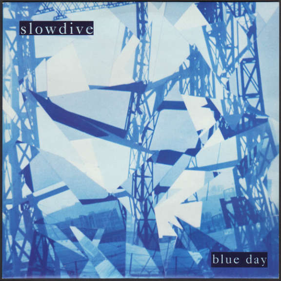 Slowdive Blue day (coloured) LP 2020