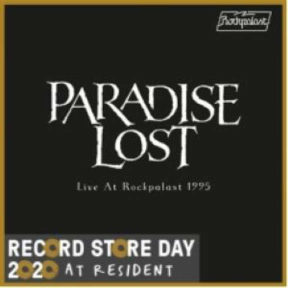 Paradise Lost Live at rockpalast 1995 (RSD 2020, Osa 2) LP 0