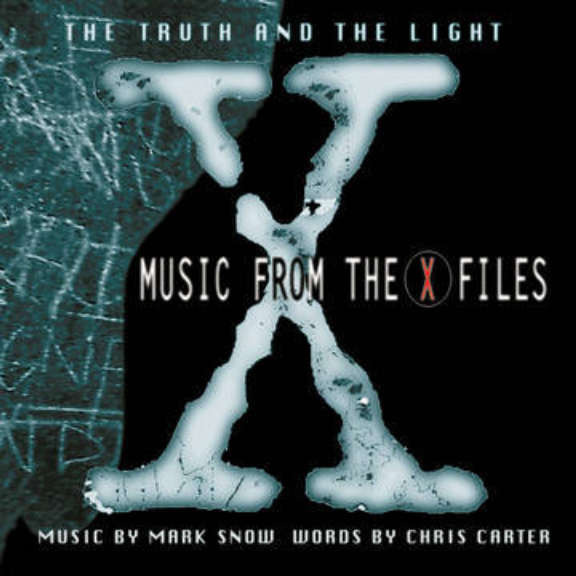 Mark Snow Soundtrack: The truth and the light (music from the X-files) (RSD 2020, Osa 2) LP 0