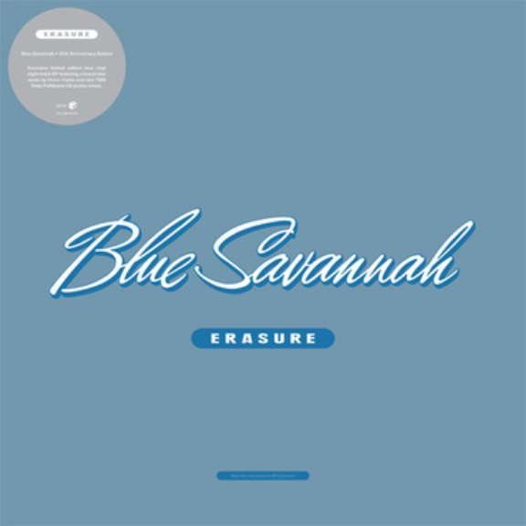 Erasure Blue savannah (RSD 2020, Osa 2) LP 0