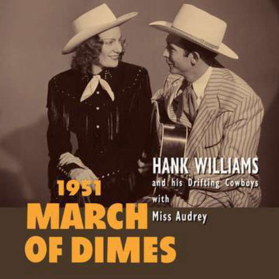 Hank Williams March of Dimes (RSD 2020, Osa 2) LP 0