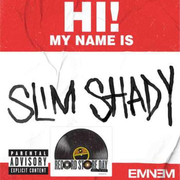 Eminem My name is / bad guys always die (RSD 2020, Osa 2) 7 tuumainen 0