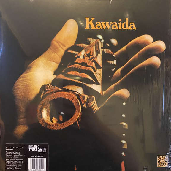 Kuumba-Toudie Heath Kawaida LP 0