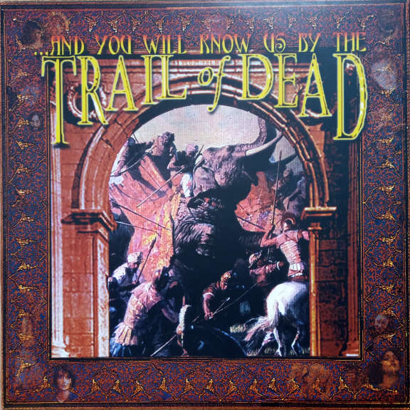 ...And You Will Know Us By The Trail Of Dead ...And You Will Know Us By The Trail Of Dead LP 0