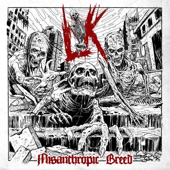 LIK Misanthropic Breed LP 2020