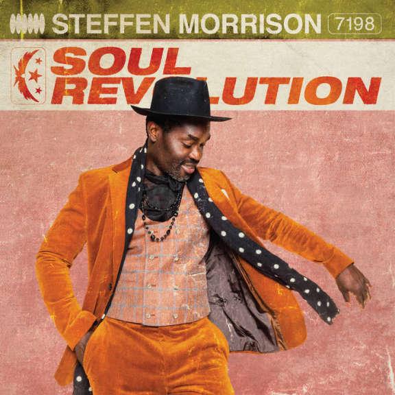 Steffen Morrison Soul revolution LP 2020
