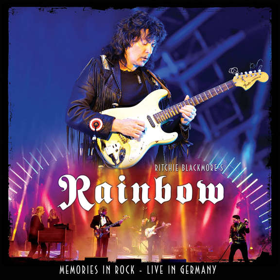 Ritchie Blackmore's Rainbow Memories In Rock - Live In Germany (coloured) LP 2020