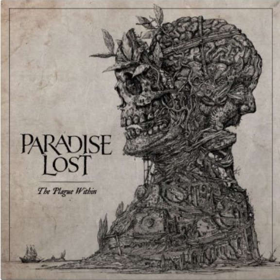 Paradise Lost The plague within (coloured) LP 2020