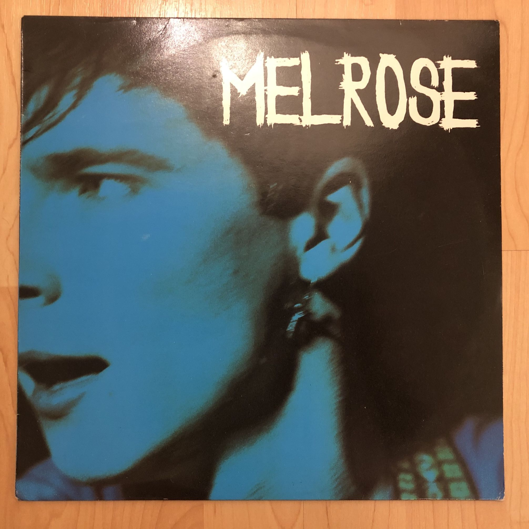 Melrose Another Piece of Cake LP undefined