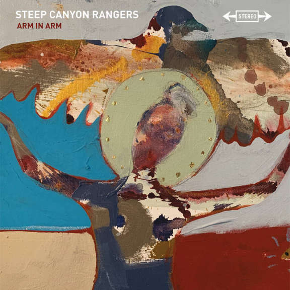 Steep Canyon Rangers Arm In Arm LP 2020