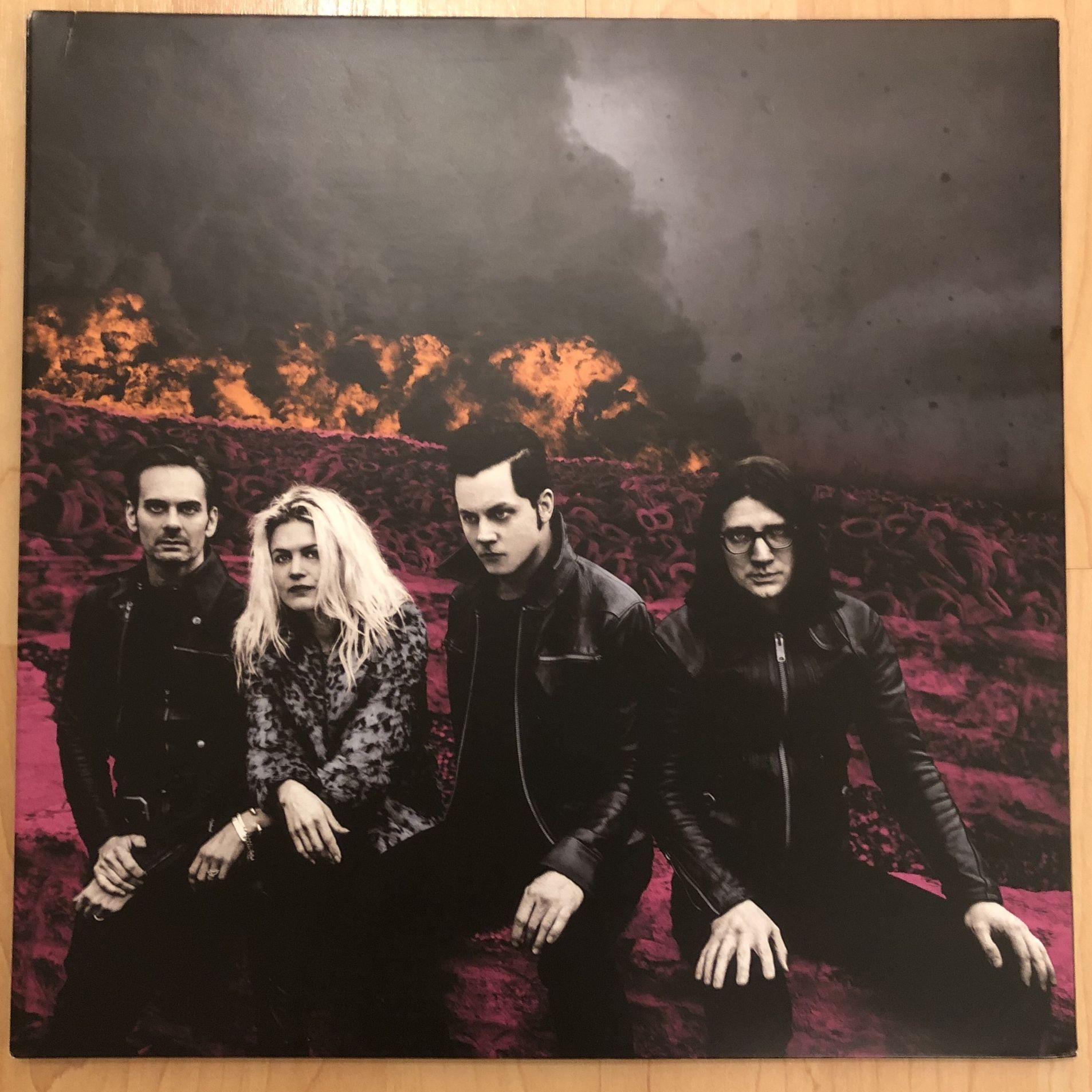 The Dead Weather  Dodge and Burn LP undefined