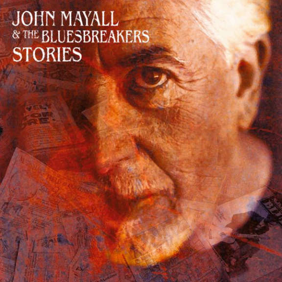 John Mayall & The Bluesbreakers Stories (coloured) LP 2020