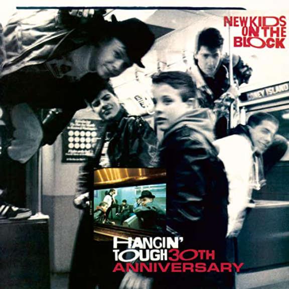 New Kids On The Block Hangin' Tough LP 2020
