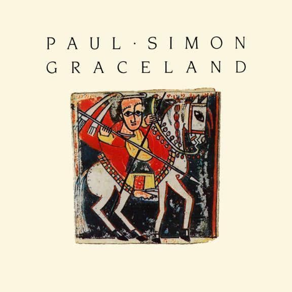 Paul Simon Graceland LP 2020
