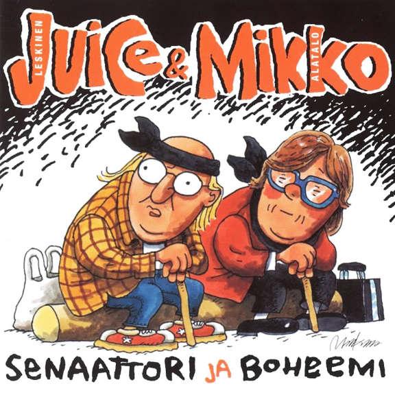 Juice & Mikko Senaattori ja boheemi LP 2020