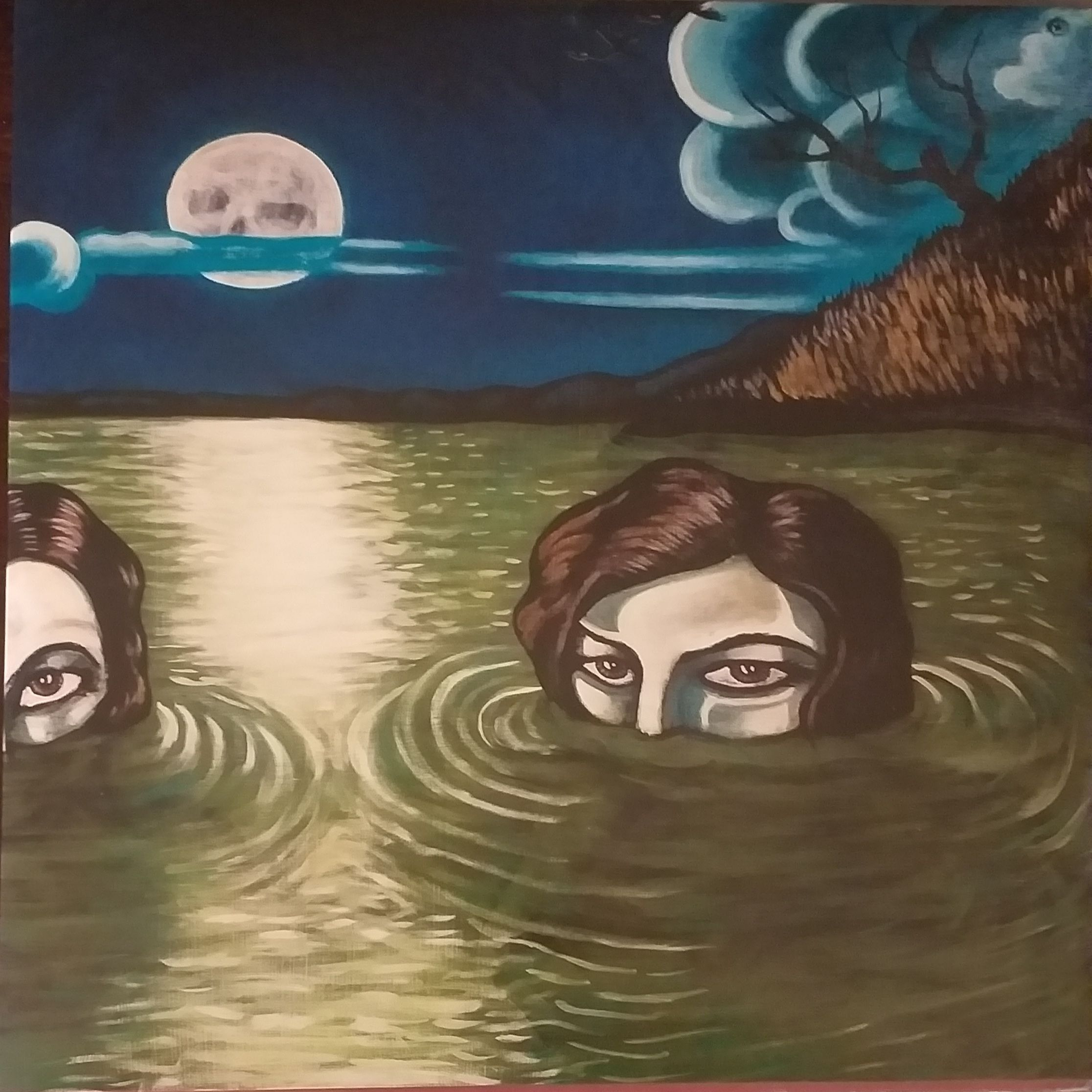 Drive-by truckers English ocean LP undefined