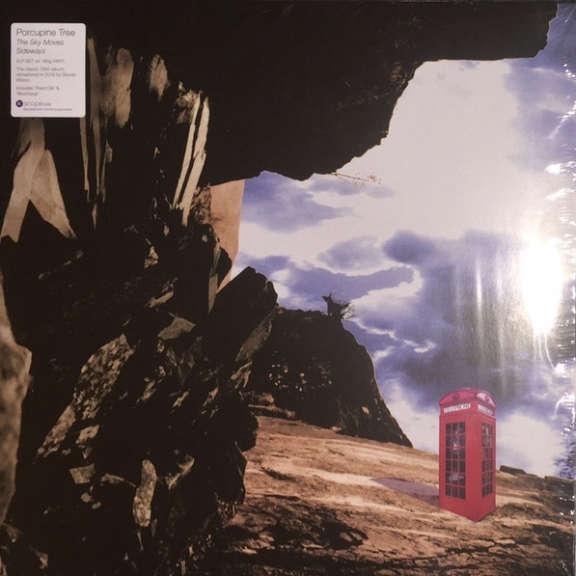 Porcupine Tree The Sky Moves Sideways LP 0